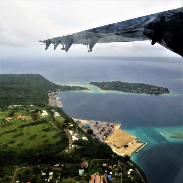 Вторая Океания за год: Самоа, Тонга, Вануату и Фиджи пролетом