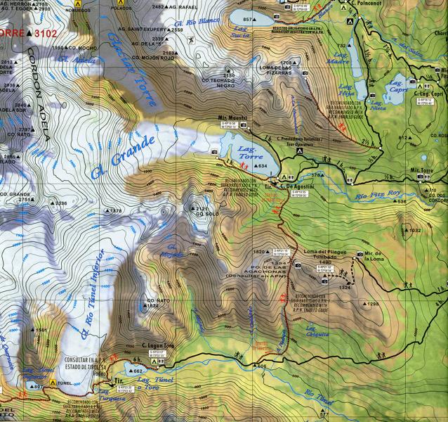 Опыт трёхнедельного путешествия по южной Патагонии в апреле 2019 г. Часть 2 — Аргентина.