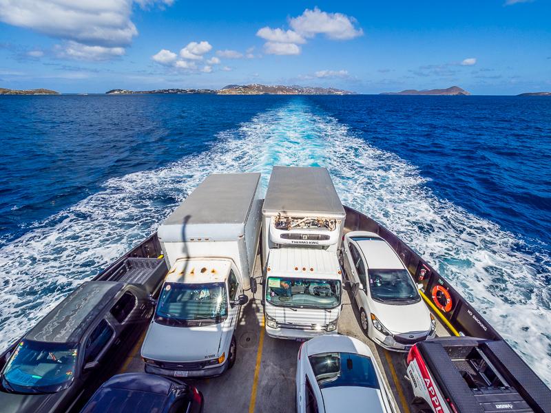 Американские Виргинские Острова: новости апреля-2019