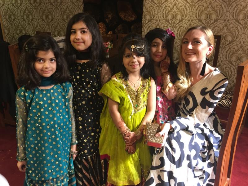 Три дня в Карачи и пакистанская свадьба (февраль,2018)