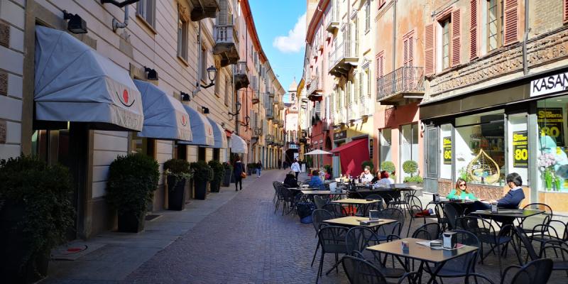 Небольшое путешествие по городам Пьемонта весной 2019