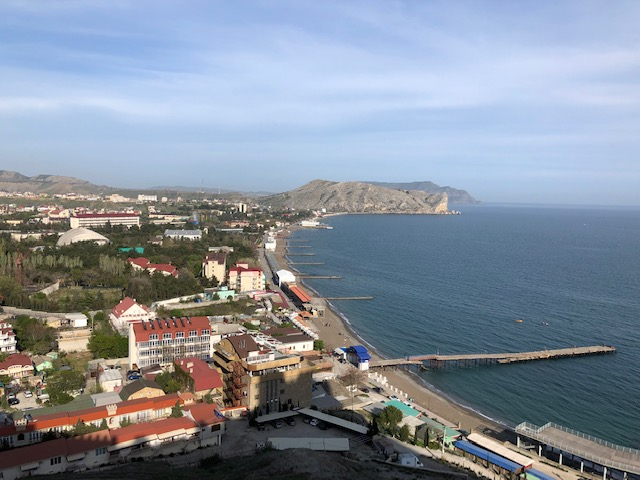 Много Крыма за 4 дня. 1-5.19