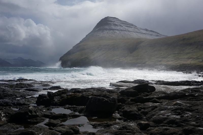 Фарерские острова, май 2019, на несколько дней или привет авиакомпании SAS