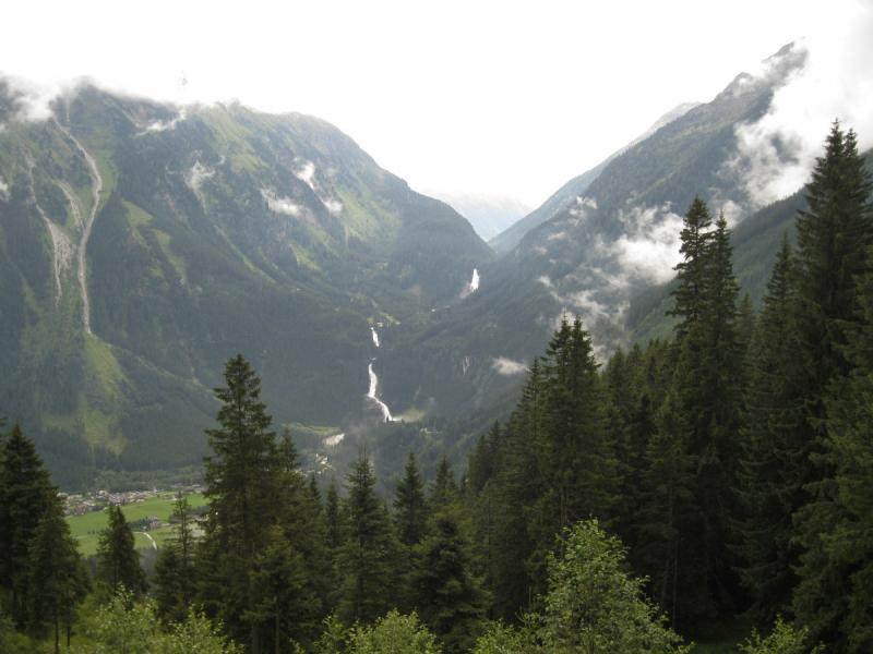 Западная Австрия, вариант маршрута