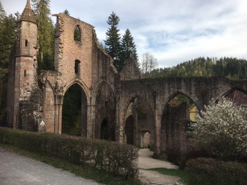 Прогулки по Шварцвальду