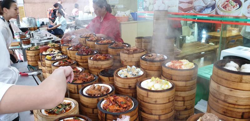 День китайских приключений или как мы не попали в Макао!
