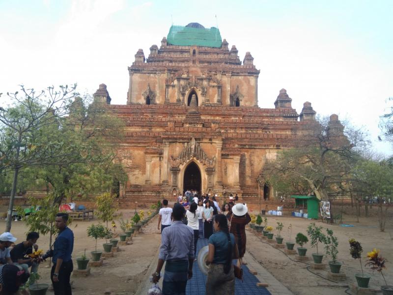 Небольшой тур по Мьянме с другом бирманцем
