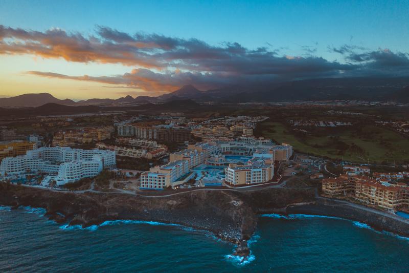 Путешествие в Раю | Отправляйтесь на Тенерифе
