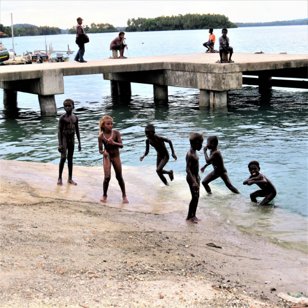 Вторая Океания за год. Эти милые Соломоновы острова: Хониара и остров Новая Георгия