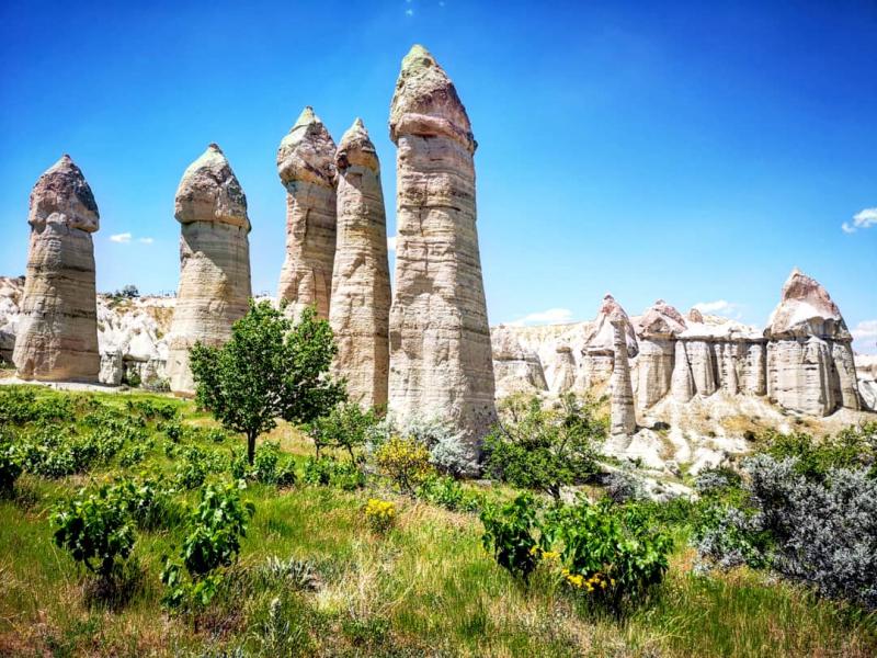 3 счастливых дня: майская Каппадокия