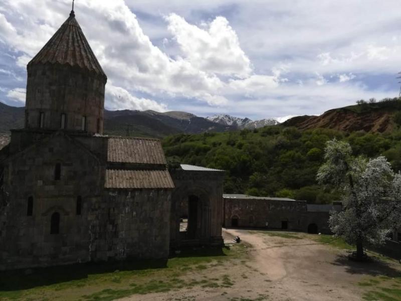 Армянская прямая за 11 дней в мае. От Ахталы до Мегри.