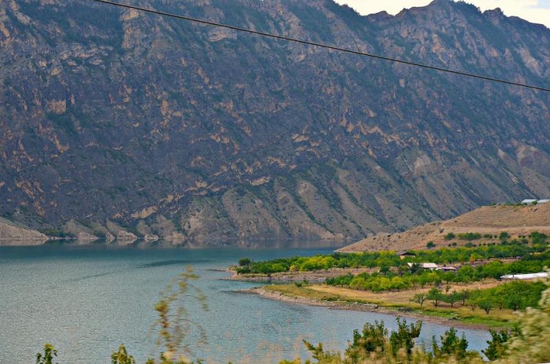 Дагестанский Анхель, плато над пропастью, горные птицы и родина поэтов. Октябрь 2018 года