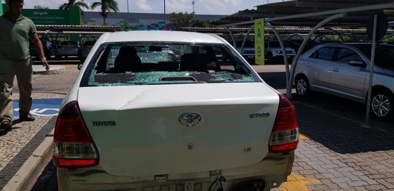 Случаи ограбления в Бразилии - личный опыт, помощь, советы