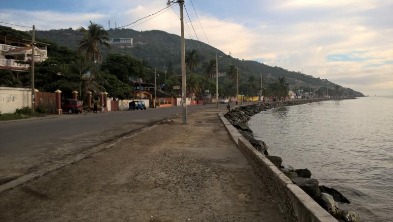 В Гаити из Доминиканы (Бока-Чика) на 1 ночь