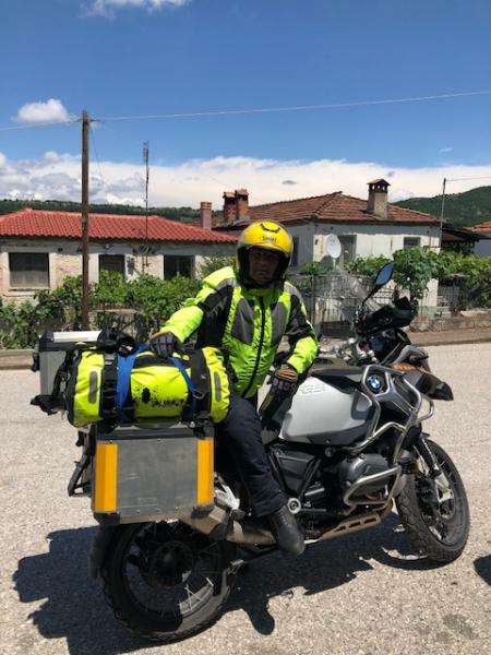 Мотопутешествие в мае-июне 2019 года из Санкт-Петербурга через 17 стран Восточной и Западной Европы на трех мотоциклах BMW