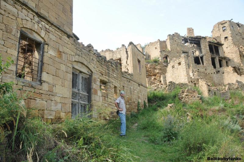 Дагестан - три в одном: море, природа, история...