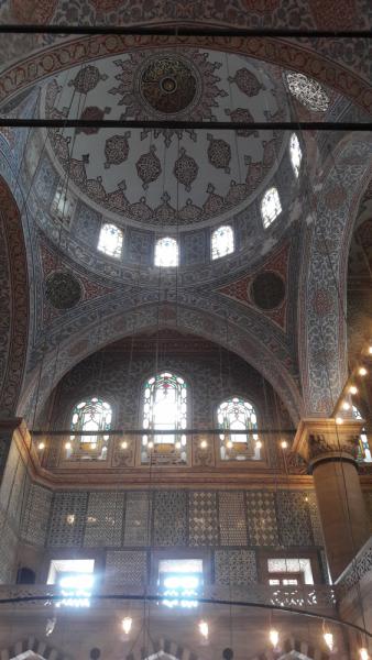 Первый раз в Стамбул!
