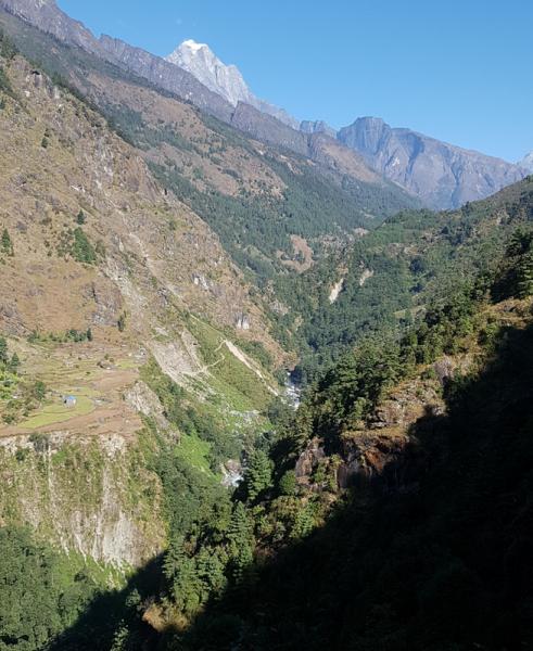 Три Перевала, включая ЕВС. Безумно красиво и так непросто. Октябрь - ноябрь 2018, вход и выход через Phaplu.