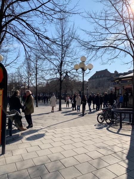 Стокгольм весной (апрель 2019): лучшее за 3 дня