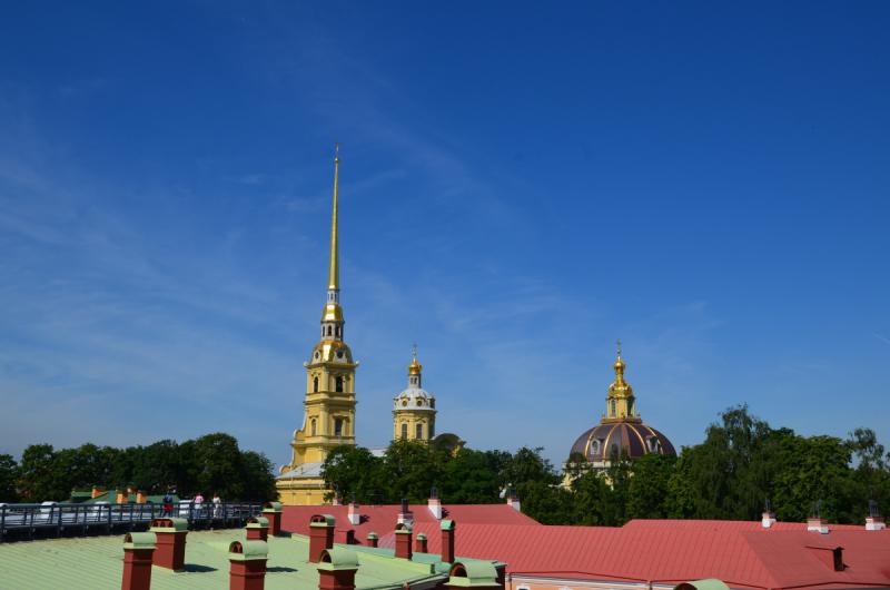 Солнечный Петербург и окрестности в июне 2019: фото и несколько советов