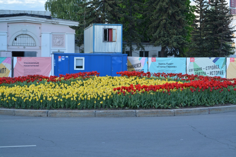 Город-герой Москва в мае 2017го