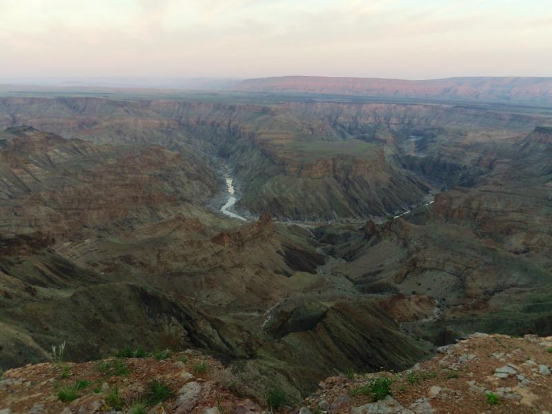 Путешествие по Намибии под созвездием Скорпиона