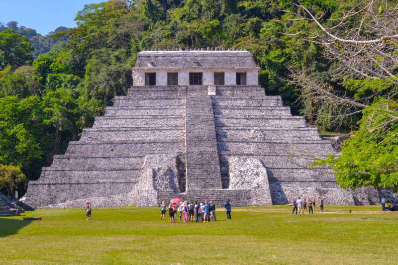 Мексика: Два океана, много пирамид, водопадов и мескаля