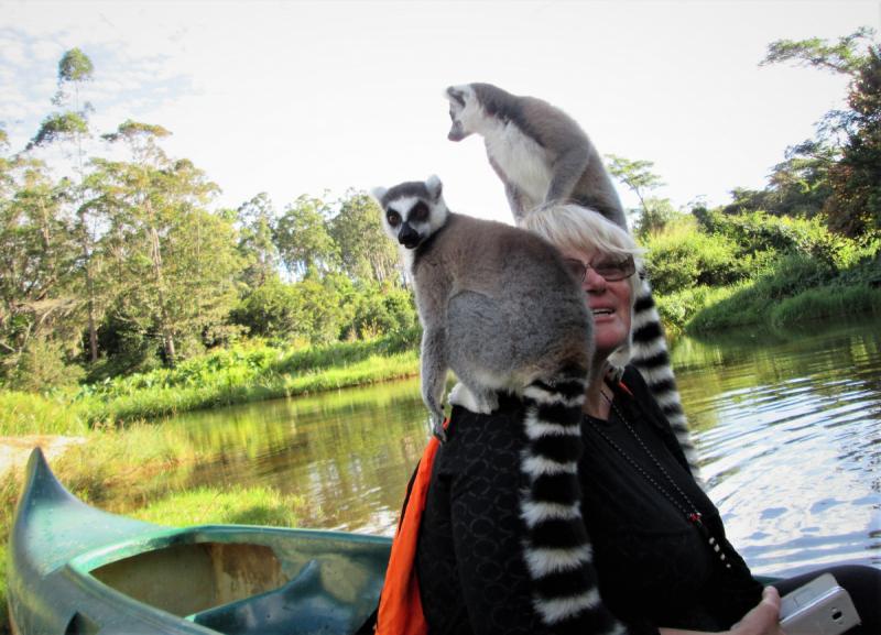 Мадагаскар 20-27 мая 2019.