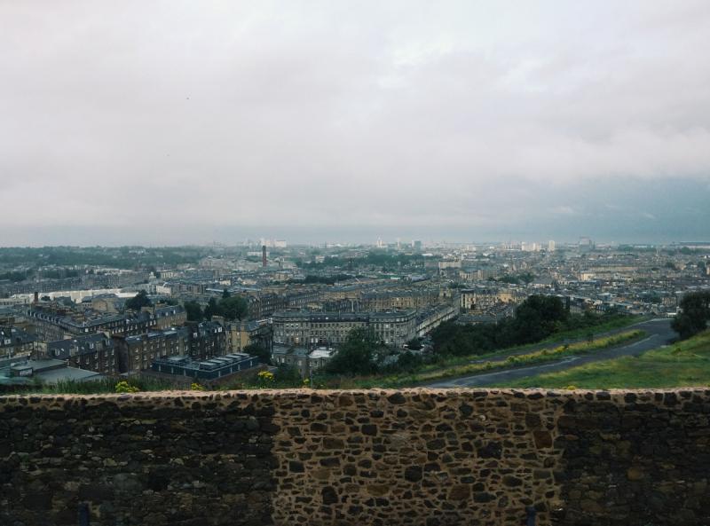Low-budget UK trip (Эдинбург-Бристоль-Лондон+Брайтон) + postcards