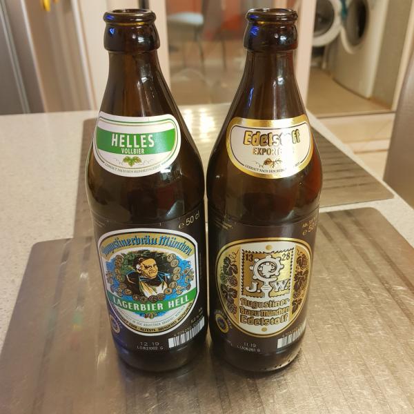 Какое пиво попробовать в Мюнхене?