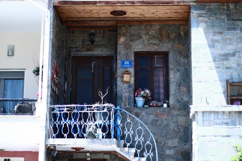 Всей семьей в Грецию. На арендованном авто: Салоники, Като-Лутраки (термы), Макриница, Скиатос, Скопелос, Метеоры, Корфу. С координатами.