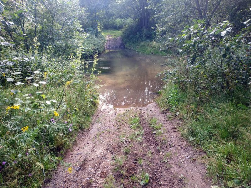 Путешествие на заброшенные ГЭС на Нерли