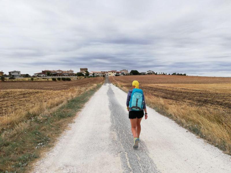 Camino de Santiago. Arle - Aragorn через Пиренеи. Август 2019