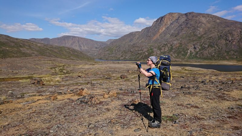 Два очкарика на Полярной тропе. Это Гренландия, детка!