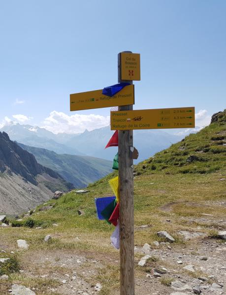 Вокруг и около Mont Blanc