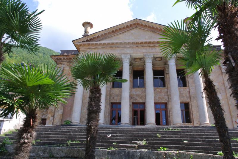 Абхазские зарисовки: 3 дня в Гагре, 3 дня в Новом Афоне с поездкой в Сухум
