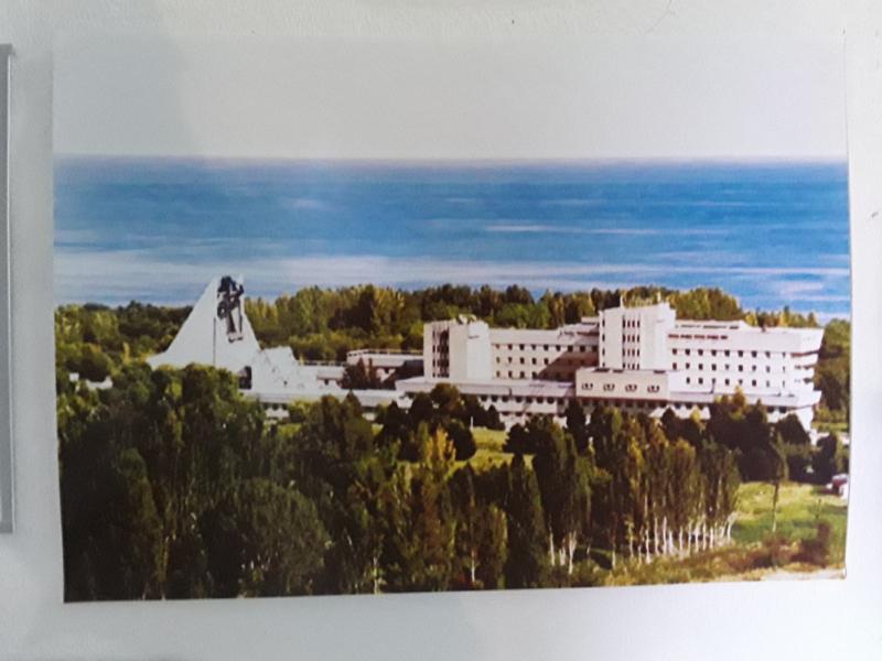 Иссык-Куль, август 2019 г.