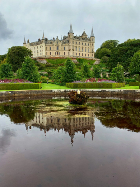 Шотландия. Автопутешествие по North Coast 500 в августе 2019