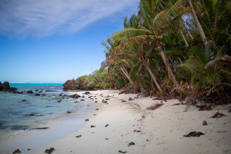 Cook Islands в августе 2019