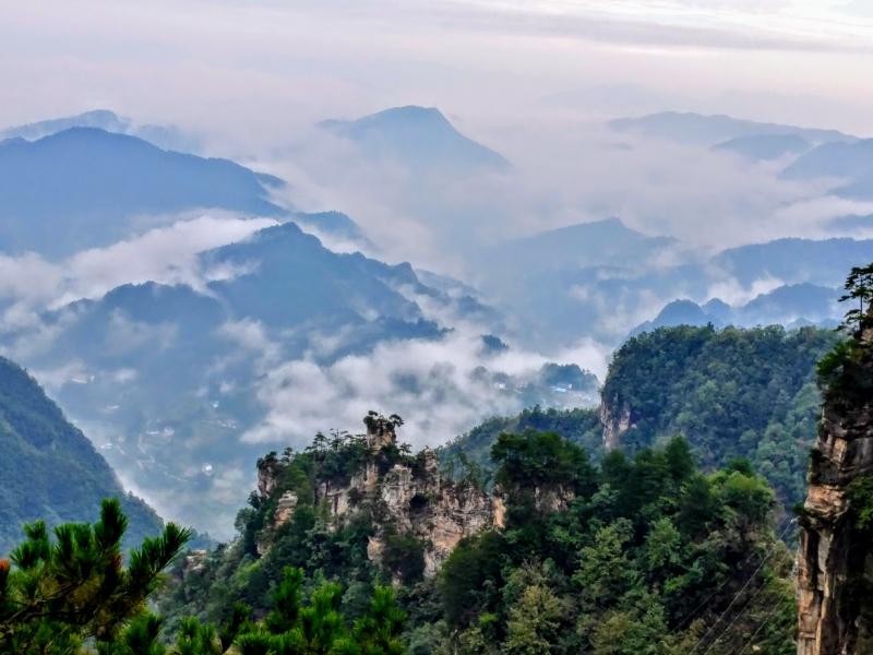 Дневник путешественника Китай 2018 (Shanghai-Zhangjiajie-Furong-Fenghuang-Wulingyuan-Zhangjiajie National Forest Park-Hangzhou-Shanghai)