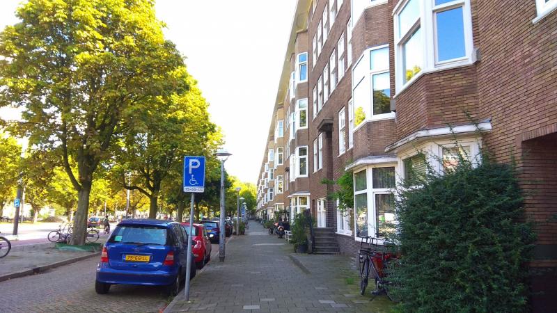 Амстердам по работе и немного фана. Сентябрь 2019.
