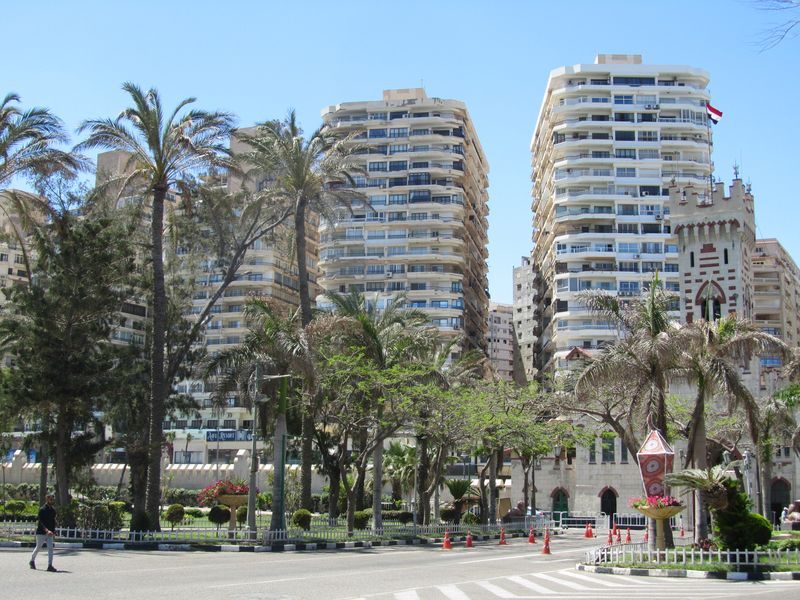Плохой отель Sharm Plaza 5*. Чуть Каира и Александрии.( май 2019)