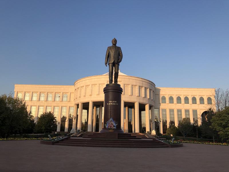 """Узбекистан осенью 2019 года в режиме """"А ну-ка, бабушки"""""""