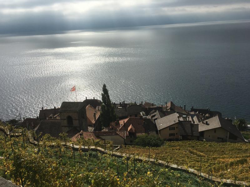 Прогулки по Швейцарии