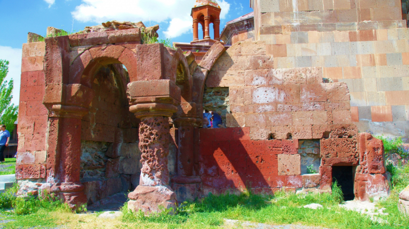 Путешествие по Армении.