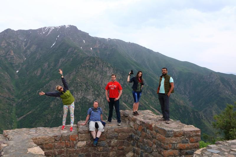 Мини-отчет по Армении