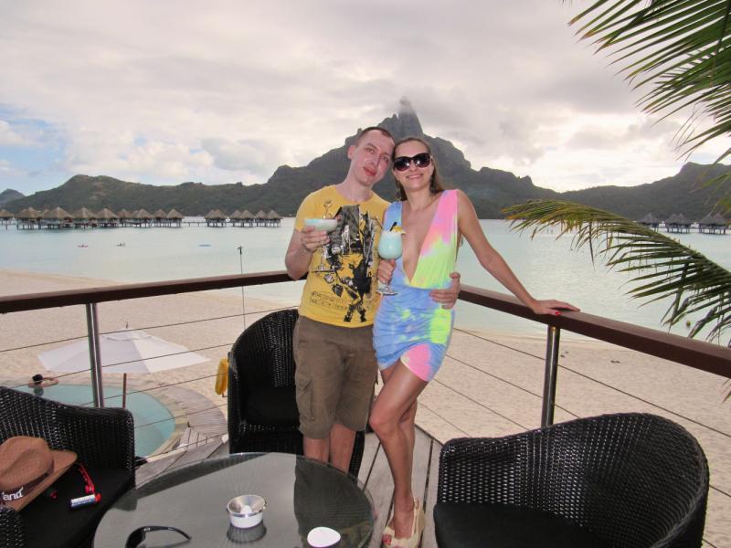 Бора-Бора  - самый красивый остров на свете
