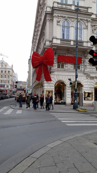 Австрия. Рождественский концерт и не только.