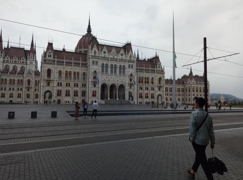 Киев-Будапешт-Любляна-Блед-Бохинь-Канегра (Хорватия)