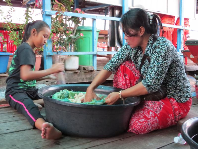 Камбоджа-2020. Новые места